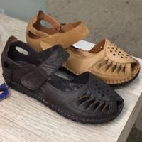 Sepatu wanita Rohde Ori Murah READY Rohde Casual Leather Flatshoes Ori