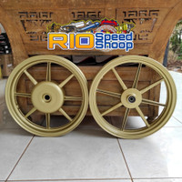 VELG RACING VARIASI MATIC BEAT VARIO SCOOPY GENIO SPACY PALANG 8 VROSI