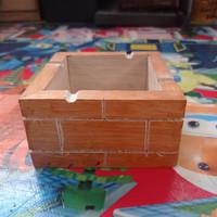 asbak unik murah kayu