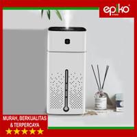 Air Humidifier Diffuser 1000ml + Lampu RGB 7 Warna    Aroma Terapi