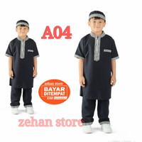 baju koko turki anak laki laki 1-12tahun baju muslim anak cowo baju mu