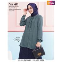 Baju Atasan Wanita Muslim Fashion Nibras NA 46