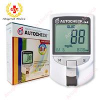 Alat Autocheck 3 in 1/ Alat Cek Gula Darah, Asam Urat dan Kolesterol