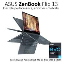 ASUS ZENBOOK FLIP UX363EA-EM501TS i5 1135G7 8GB 512SSD 14 FHD W10 OHS
