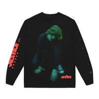 [Official Justin Bieber] CRAWL LS T-SHIRT - Merchandise Resmi