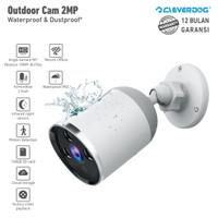 CCTV WiFi IP Camera Outdoor HD 1080P Cleverdog Outdoor Cam 2MP