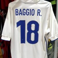 Jersey Italy original 98 Roberto Baggio   Jersey World Cup 1998