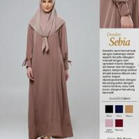 Rabbani Dresslim Sebia Gamis Baju Muslim Wanita Dewasa