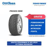 Toyo Tires Proxes R888 185 60 R14 82V Ban Mobil