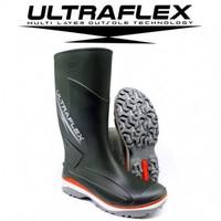 Sepatu UltraFlex Safety Boot Karet Asli AP Boots Karet Motor Outdoor P