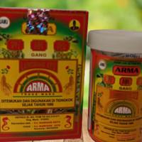 herbal pelangsing perut ARMA.