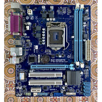 Motherboard Intel Gigabyte GA-H61M-S2P-R3 LGA1155 DDR3 Second