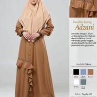 Rabbani Dresslim Sarang Adzani Gamis Baju Muslim Wanita Dewasa