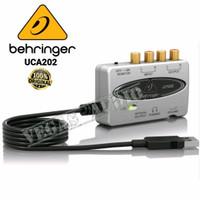 BEHRINGER UCA-202 soundcard/audio interface Original