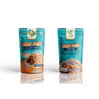 kemasan baru Baby Fish ikan crispy petek 100 gram/ ikan crispy sipetek