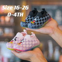 sepatu sneaker anak bayi prewalker softy import laki-laki perempuan