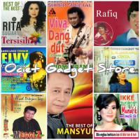 Flashdisk Sandisk16gb Kumpulan Lagu Dangdut Lawas MP3+Otg HP