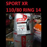 FDR Sport XR EVO 110/80 ring 14 ban motor gambot upsize upgrade