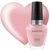 Kutek Cuccio- Venetian Valentine [Kutek pink french] nail polish murah