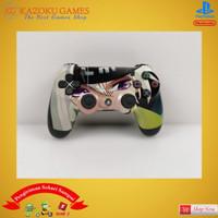 STICK PS4/ DS4 ORI PABRIK LIGHTBAR MOTIF AUTO WORLD