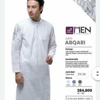 Rabbani Juko Abqari Jubah Koko Baju Muslim Atasan Pria