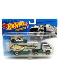 Hot Wheels Super Rigs Bank Roller Vehicle Ori Mattel