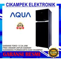 Kulkas Aqua AQR 275 WDS Kulkas 2 pintu ASI ROOM INVERTER