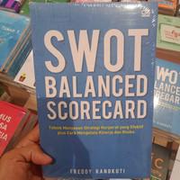 Swot Balance Scorecard Cover Baru Freddy Rangkuti