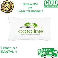 Bantal tidur hotel murah 100 % high quality silicone fiber hollow