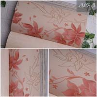 [MURAH] Jual wallpaper dinding bunga