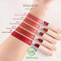 WARDAH Colorfit Ultralight Matte Lipstick 3,6gr