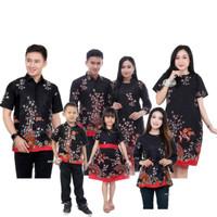 Baju Batik Couple Keluarga / Batik Couple Seragam Keluarga Terbaru