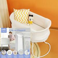 Choc Chick Co-Sleep Crib Washable Playard Baby Box-Ranjang Anak Bayi