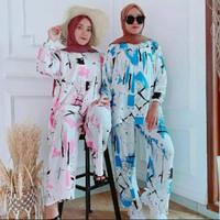 ( COD ) Setcel Nagita Terbaru/Set Nagita/Fashion Terbaru/Baju cewe