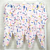 Baju Tidur Anak Perempuan ABG Amro Rayon Premium 9/10/11/12 tahun
