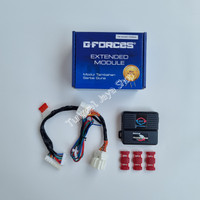 G-Forces Modul Auto Retract Plug n Play Honda CRV,HRV & JAZZ