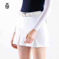 Rok Love Golf LG Skort women skirt sport - Merah Muda