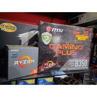 MSI B350 Gaming Plus ft R5 1500X