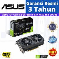 VGA ASUS TUF Gaming GeForce GTX 1650 OC Edition 4GB GDDR6