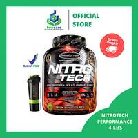 Nitrotech Performance 5 Lbs / Muscletech