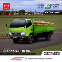 Hino Truk 130 HD XP DT 1.2 - 00032