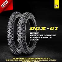 Ban Dunlop Cross Trail DGX 01 100/100-18 Original not kenda maxxis irc