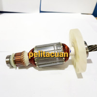 Armature/Angker/Rotor Mesin Demolition Hammer Bitec HBM 5 HEX