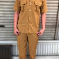 baju seragam pns pemda pria hingga jumbo