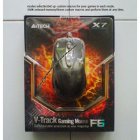 Mouse Gaming A4tech V-track X7 F6 Macro