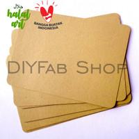 Refill Scrapbook A5 25 Lembar Tanpa Lubang