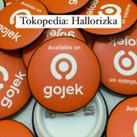 Pin Available on Gojek