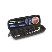 Soldering Iron Sequre Tool box - Tool Kit Plus Tas Solder u/ traveling
