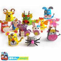 Mainan Edukasi Prakarya Anak - DIY Art n Craft for Kids / Homeschool
