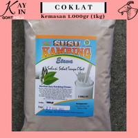 SUSU KAMBING ETAWA 1.000gr (1kg) Rasa Coklat&Strawberry
